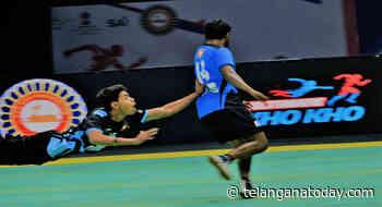 Sony to telecast first Kho Kho league - Telangana Today