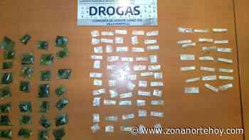 Florida Oeste: Detienen a tres personas que llevaban cocaína y marihuana lista para comercializar - zonanortehoy.com
