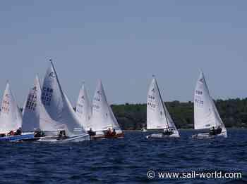 Albacore Internationals at Shelburne Harbour Yacht Club, Nova Scotia - Day 4 - Sail World
