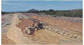 Lambayeque: Cuestionan obra en río Motupe - Diario Correo
