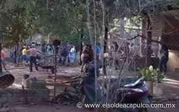 Mueren tres jóvenes al caer en un pozo artesiano en Arcelia - El Sol de Acapulco