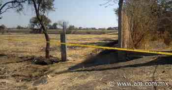 Hallan a dos hombres sin vida en Abasolo en El Bordo y en comunidad Pirules - Periódico AM