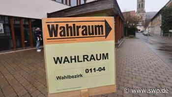 Landtagswahl Wahlkreis 61 Bad Urach: Bad Urach wählt weiter grün - SWP