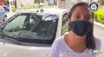 Única taxista mulher é homenageada em Pedro Leopoldo - Waldir Junior