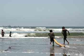 Lambayeque: playas de Pimentel y Puerto Eten se mantienen saludables y esperan visitantes - Agencia Andina