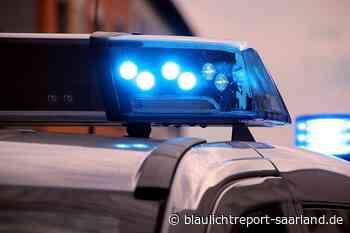 Verkehrsunfallflucht in Neunkirchen, Tankstelle Kaufland - Blaulichtreport-Saarland