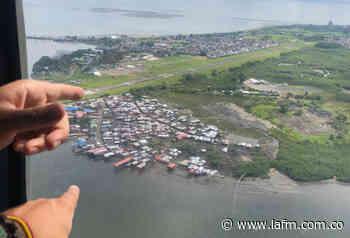 Desbordamiento de río de Barbacoas Iván Duque viajó para entregar ayudas - La FM