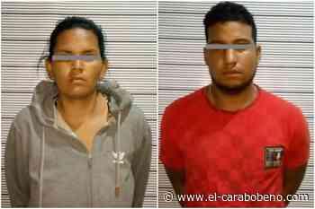 Cicpc rescató sano y salvo en Turmero a bebé de seis meses secuestrado en Caracas - El Carabobeño