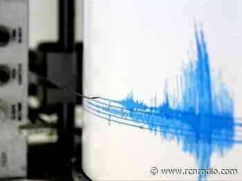 Temblor de magnitud 4,4 sacudió Puerto Berrío, Antioquia - RCN Radio