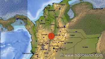 Sismo de magnitud 4.4 se registró en Puerto Berrío, Antioquia - Noticias RCN