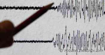 Temblor en Antioquia de 4,4 en la escala de Richter - Noticias Caracol