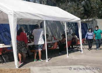 Sigue la vacunación anti Covid de adultos mayores de Chilpancingo, Tixtla y Chichihualco - El Sur de Acapulco