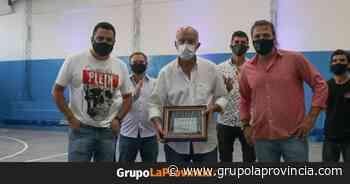 Grindetti participó de la reinauguración de obras del club Germinal de Gerli Oeste - Grupo La Provincia
