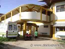 Contamana desborda de pacientes en sala covid - DIARIO AHORA