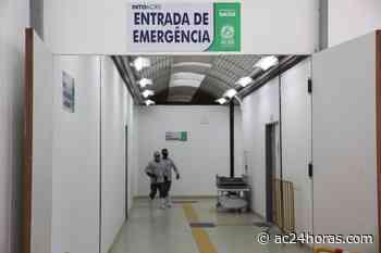 Paciente de Rio Branco com Covid é transferido para Cruzeiro do Sul - ac24horas.com