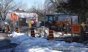 WHAT'S GOING ON HERE? Holland Landing pumping station being retrofitted - yorkregion.com