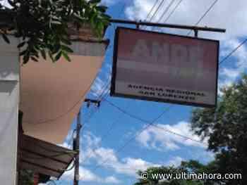 ANDE cierra sus oficinas de San Lorenzo y Caapucú por brotes de Covid - ÚltimaHora.com
