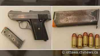 Police seize handgun in Vanier-area traffic stop - CTV News Ottawa