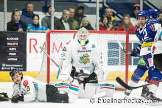 Owen to protect Blaze net for Elite Series