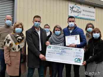 Une entreprise lauréate à Craon - Haut Anjou