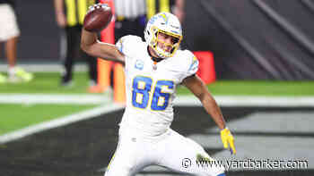 Hunter Henry agrees to three-year deal with Patriots