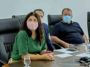 COVID-19: Deputada Cassia discute medidas para evitar colapso de oxigênio em Rondônia - Rondoniaovivo