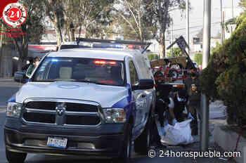 Muere atropellado al intentar cruzar la Calzada Zaragoza - 24 Horas El Diario Sin Límites Puebla