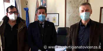 Confartigianato: Vicenza incontra il sindaco di Torri di Quartesolo - Le notizie di Confartigianato Imprese Vicenza