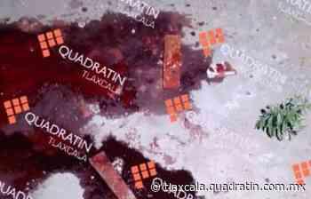 Discusión de pareja termina en muerte de un hombre en Calpulalpan 9:40 TLAXCALA, Tlax., 15 - Quadratín Tlaxcala