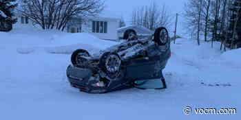 Driver Arrested After Rolling Vehicle in Happy Valley-Goose Bay - VOCM