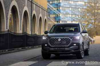 2021 Ssangyong Rexton facelift revealed - EVO India