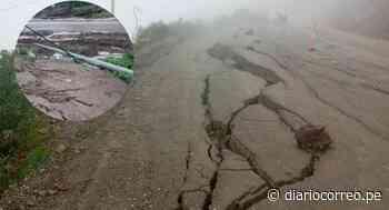 Huancabamba en emergencia por fuertes precipitaciones - Diario Correo