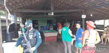 Em Abaetetuba, estabelecimentos são fechados por descumprimento de decreto de prevenção à Covid-19 - G1