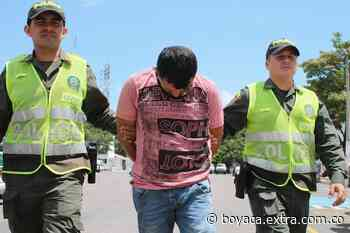 Capturado por cometer atentado en la vía Ubaté - Cucunubá - Extra Boyacá