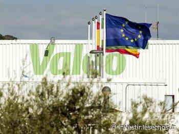 VALEO : Electrification-Valeo va ajouter une ligne de production 48V à Etaples - Investir
