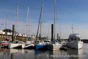 Importants travaux de rénovation au port de plaisance d'Etaples - ActuNautique