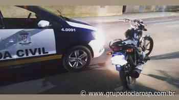 GCM de Rio Claro localiza motocicleta que foi roubada em Santa Gertrudes - https://www.gruporioclarosp.com.br/