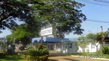 Homens armados invadem sede da Elektro em Pirassununga e rendem vigilantes para roubar fios - G1