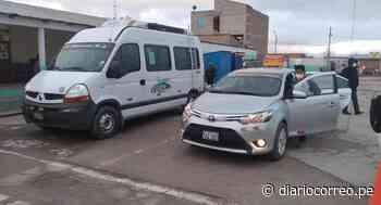 Servicio de transporte de pasajeros fue suspendido en Macusani - Diario Correo