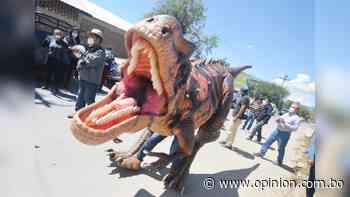 """Impulsan """"La ruta de los dinosaurios"""" que une Arbieto, Tarata, Anzaldo, Toro Toro y Poroma - Opinión Bolivia"""