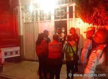 Agreden a bomberos de Ajalpan; acudieron a dar auxilio en Zinacatepec - Milenio