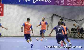 Pato Futsal vai enfrentar o Dois Vizinhos pelo Estadual - Diário do Sudoeste
