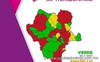 Guadalupe Victoria, en séptimo lugar de transparencia según el IDAIP - El Sol de Durango