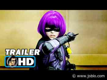KICK ASS Trailer + Clip (2010) Aaron Taylor Johnson, Action Comedy Movie - JoBlo.com