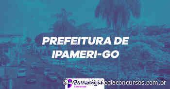 Prefeitura de Ipameri prorroga contrato com o IBRASP - Estratégia Concursos