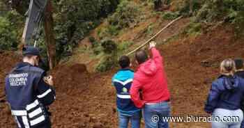 Incomunicados siguen los habitantes de 18 veredas en Caramanta, Antioquia - Blu Radio