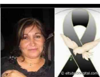 LUTO / Falleció Marcela Balza en San Juan de los Morros - El Tubazo Digital
