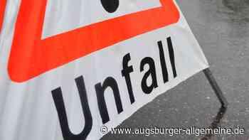 Auto kracht in Lastwagen: Totalschaden nach Unfall bei Mohrenhausen - Augsburger Allgemeine