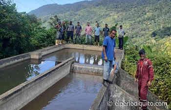 Diario El Periodiquito - Restablecido servicio de agua en La Colonia Tovar - El Periodiquito
