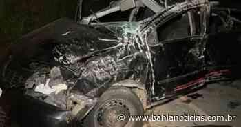 Teixeira de Freitas: Dois morrem e outros 2 ficam feridos em capotamento na BA-290 - Bahia Notícias